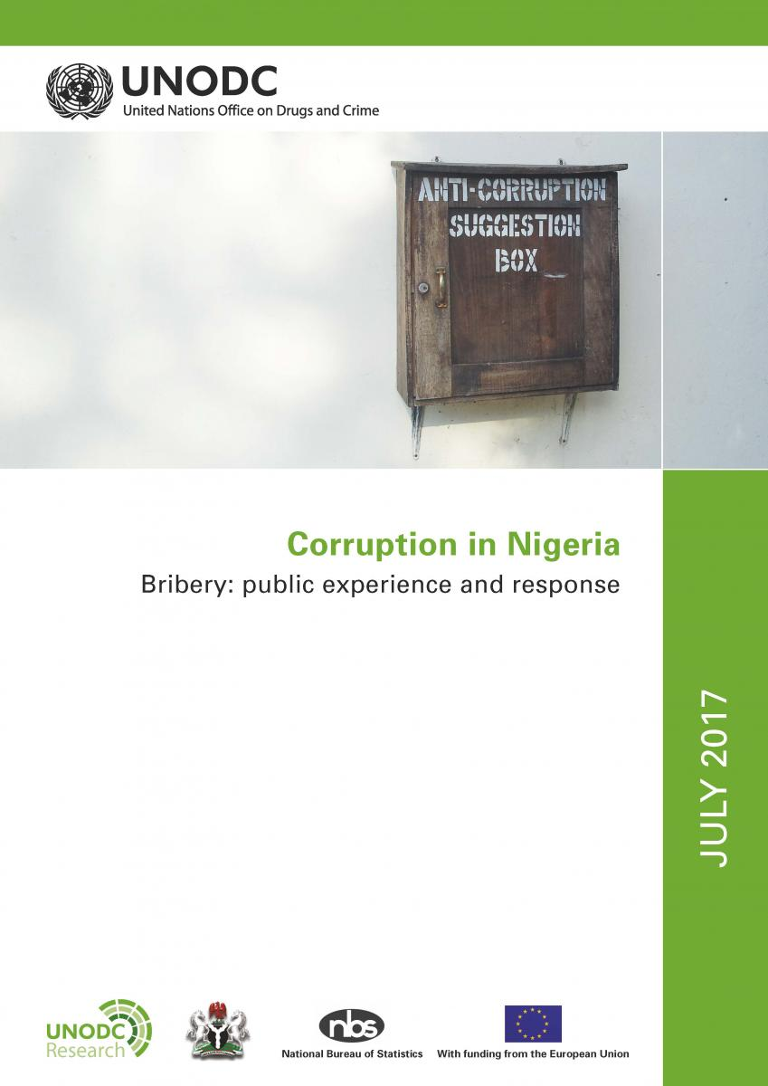 nigeria corruption survey 2016